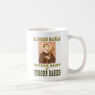 ST. GERARD MAJELLA コーヒーマグカップ