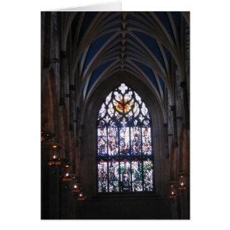 St Gilesのカテドラル、エジンバラ、スコットランド カード