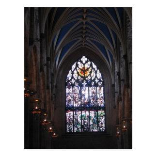 St Gilesのカテドラル、エジンバラ、スコットランド ポストカード