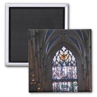St Gilesのカテドラル、エジンバラ、スコットランド マグネット
