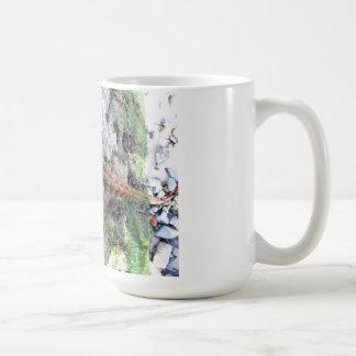 St Ivesのボートの鎖 コーヒーマグカップ