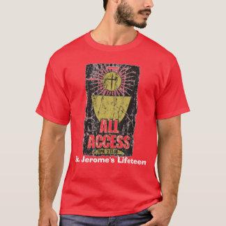 St JeromeのLifeteen Tシャツ