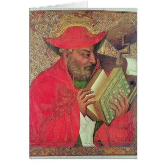 St Jerome 2 カード