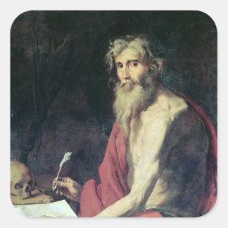 St Jerome 2 スクエアシール