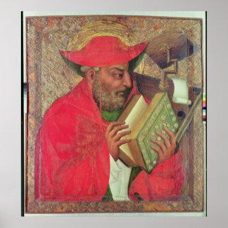 St Jerome 2 ポスター