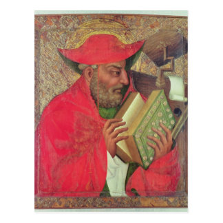 St Jerome 2 ポストカード