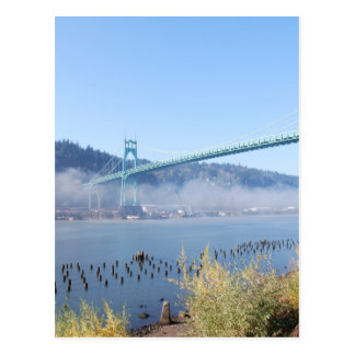 St Johns美しい橋 ポストカード