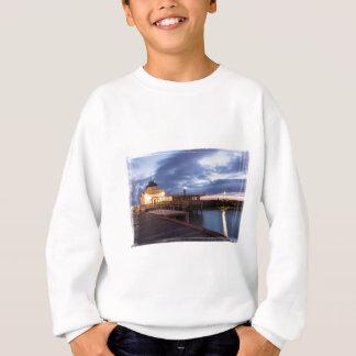 St Kildaの日没 スウェットシャツ