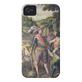 St. Kitts 1629年の再征服 Case-Mate iPhone 4 ケース