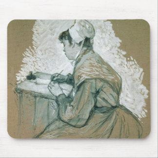 「St. Lazare 1886-89年の作家に」、可能なs マウスパッド
