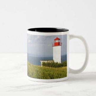 St Martins、ニューブランズウィックの灯台、 ツートーンマグカップ