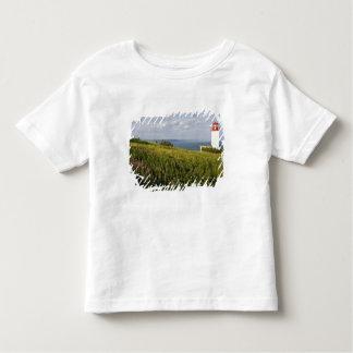 St Martins、ニューブランズウィックの灯台、 トドラーTシャツ