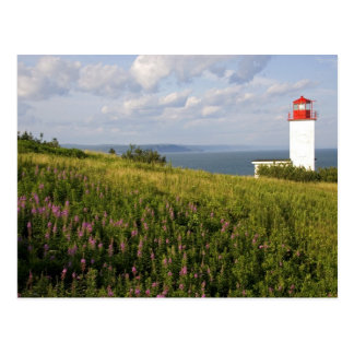 St Martins、ニューブランズウィックの灯台、 ポストカード