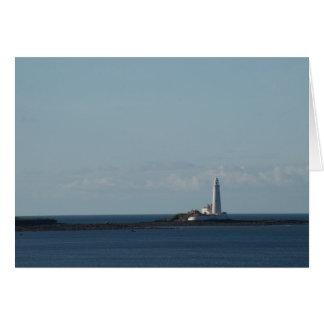 St Maryの灯台 カード