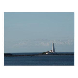 St Maryの灯台 ポストカード