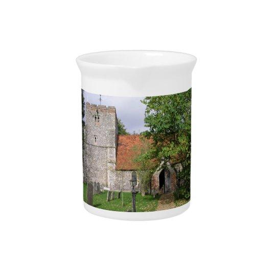 St Mary教会、Turville、Buckinghamshire ピッチャー