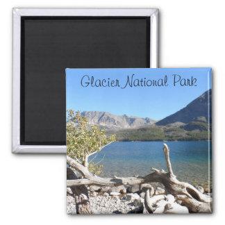 st Mary湖のグレーシャー国立公園 マグネット