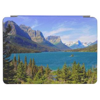 st. Mary湖、グレーシャー国立公園、モンタナ iPad Air カバー