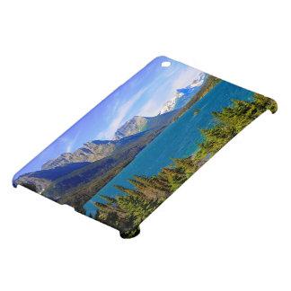st. Mary湖、グレーシャー国立公園、モンタナ iPad Miniケース