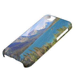 st. Mary湖、グレーシャー国立公園、モンタナ iPhone5Cケース