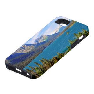 st. Mary湖、グレーシャー国立公園、モンタナ iPhone SE/5/5s ケース