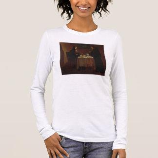St. Maurを賛美しているSt.ベネディクト Tシャツ
