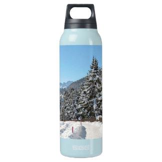 St Moritzの冬 断熱ウォーターボトル