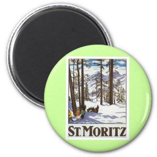 St Moritz マグネット