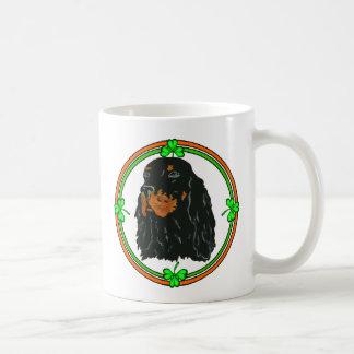 St patricksゴードンセッター コーヒーマグカップ