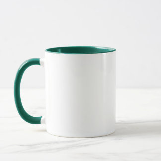 St patricks dayのコーヒー・マグのベビーのライオン マグカップ