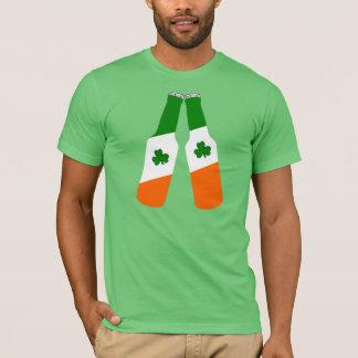 St patricks dayのTシャツのアイルランドのシャツ Tシャツ