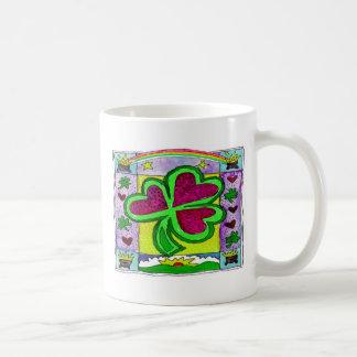 St patricks day コーヒーマグカップ