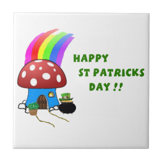 St patricks day タイル