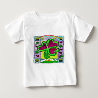 St patricks day ベビーTシャツ