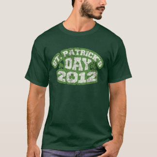 St patricks day 2012年 tシャツ