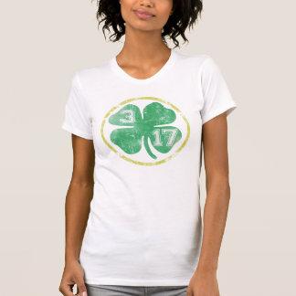 St patricks day 3の17ワイシャツ tシャツ