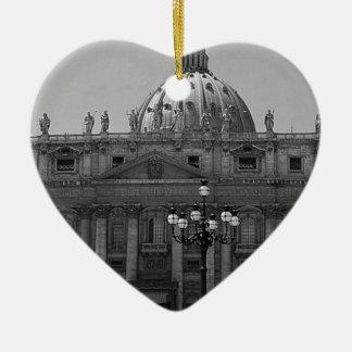 St Petersのバシリカ会堂ローマのドーム セラミックオーナメント