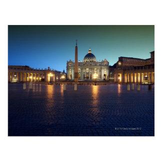 St Petersスクエア、ローマ、イタリア ポストカード