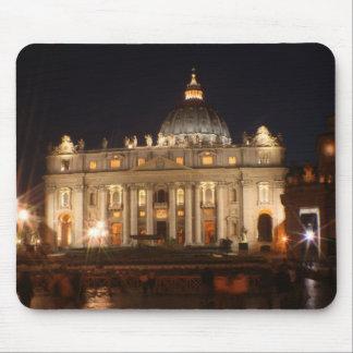 St Peters Basillica、ローマ マウスパッド
