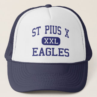 St Pius X -イーグルス-高カンザスシティミズーリ キャップ