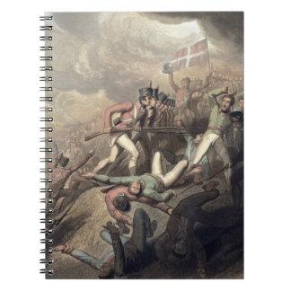 St. Sebastians、「勝利者からの第31威厳があるな1813年、 ノートブック