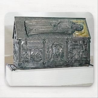 St. Simeonの残物を含んでいる小箱 マウスパッド