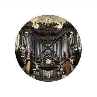St Sulpice Cavaillé-Coll器官 ラウンド壁時計