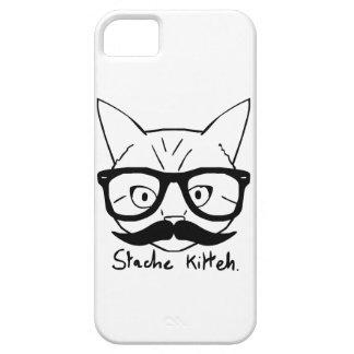 Stache Kitteh iPhone SE/5/5s ケース
