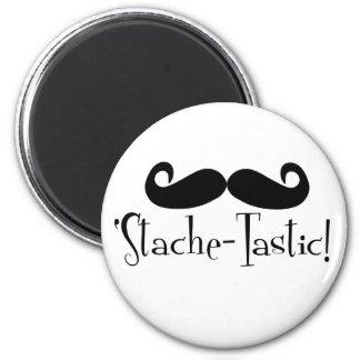 「Stache-tastic マグネット