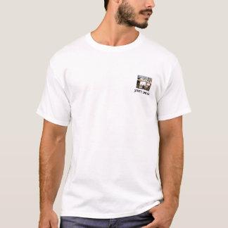 STAFFIEの漫画のマグ- Dancin Tシャツ