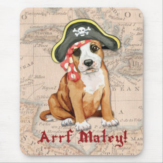 Staffordの海賊 マウスパッド