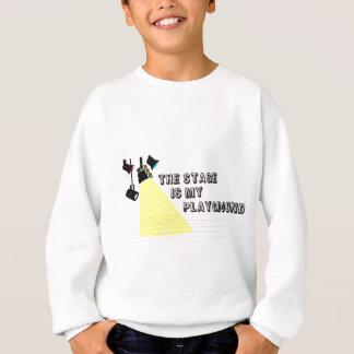 StageIsMyPlayground スウェットシャツ
