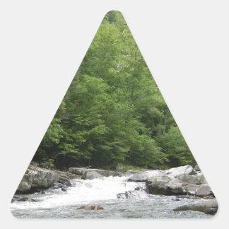 Stairstep 三角形シール