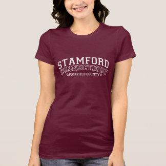 STAMFORDコネチカットのティー Tシャツ